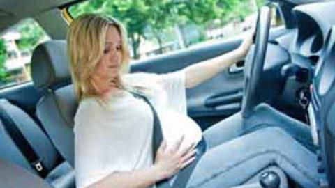 Εγκυμοσύνη: Προσοχή στην οδήγηση κατά το β' τρίμηνο της κύησης!