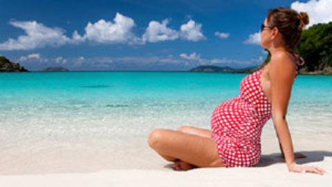 Εγκυμοσύνη και καλοκαίρι: Πώς να προστατεύσετε τον εαυτό σας και το μωρό σας
