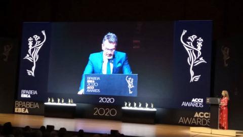 ΕΒΕΑ: Βραβείο Έρευνας – Καινοτομίας και Τεχνολογικής Ανάπτυξηςγια την Institute of Life