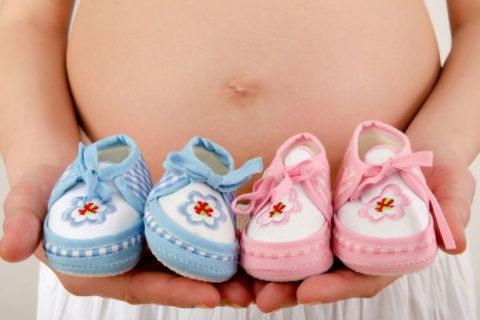Πότε θα μάθω το φύλο του μωρού;
