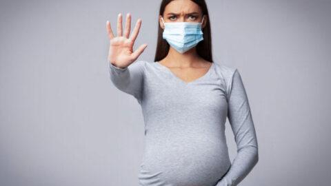 Εγκυμοσύνη στην εποχή του κοροναϊού – Πως να προστατευτείτε.